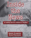 Book Cover Inside the News: A Reading Text for Students of English (Student Book)