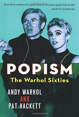 Book Cover POPism: The Warhol Sixties