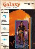 Book Cover Galaxy Magazine, December 1966 (Vol. 25, No. 2)