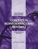Book Cover Concepts in Genomics and Bioinformatics