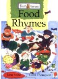 Book Cover Food Rhymes (First Verses)