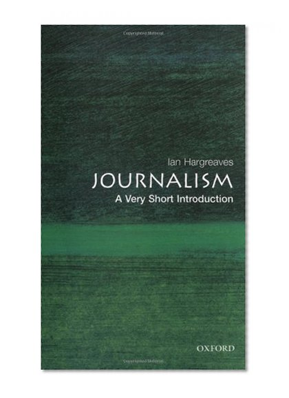 Book Cover Journalism: A Very Short Introduction (Very Short Introductions)