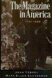 Book Cover The Magazine in America, 1741-1990
