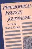 Book Cover Philosophical Issues in Journalism