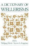 Book Cover A Dictionary of Wellerisms