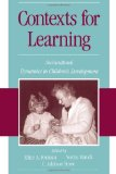 Book Cover Contexts for Learning: Sociocultural Dynamics in Children's Development