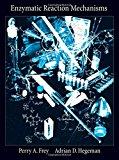 Book Cover Enzymatic Reaction Mechanisms