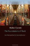 Book Cover The Foundations of Rock: From