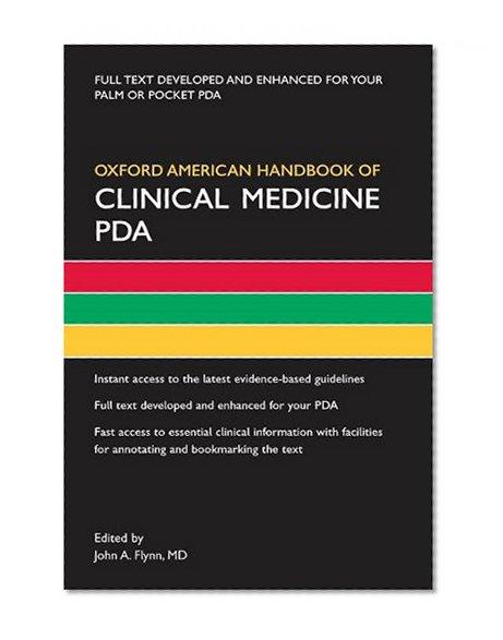 Book Cover Oxford American Handbook of Clinical Medicine PDA (Oxford American Handbooks of Medicine)