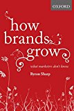 Book Cover How Brands Grow: What Marketers Don't Know