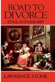 Book Cover Road to Divorce: England, 1530-1987