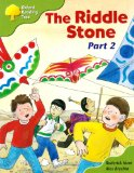 Book Cover Oxford Reading Tree: Stage 7: More Storybooks C: the Riddle Stone Part 1: Part 2