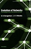 Book Cover Evolution of Networks: From Biological Nets to the Internet and WWW (Physics)