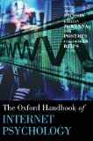 Book Cover Oxford Handbook of Internet Psychology (Oxford Handbooks)