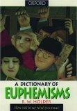 Book Cover A Dictionary of Euphemisms