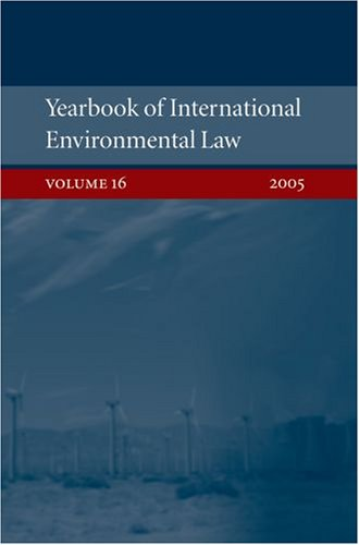 on international environmental law book summary International environmental law also includes the opinions of international courts and tribunals while there are few and they have limited authority.