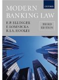 Book Cover Modern Banking Law