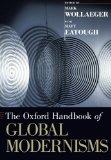 Book Cover The Oxford Handbook of Global Modernisms (Oxford Handbooks)