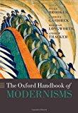 Book Cover The Oxford Handbook of Modernisms (Oxford Handbooks)