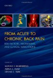 Book Cover From Acute to Chronic Back Pain: Risk Factors, Mechanisms, and Clinical Implications