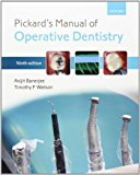 Book Cover Pickard's Manual of Operative Dentistry