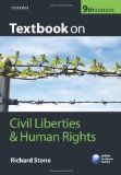 Book Cover Textbook on Civil Liberties and Human Rights