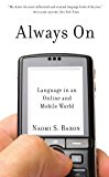 Book Cover Always On: Language in an Online and Mobile World