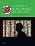 Book Cover Concepts in Bioinformatics and Genomics
