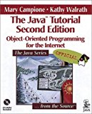 Book Cover The Java Tutorial: Object-Oriented Programming for the Internet (2nd Edition)
