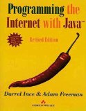 Book Cover Programming Internet with Java: Revised Edition