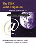 Book Cover The LaTeX Web Companion: Integrating TeX, HTML, and XML