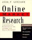 Book Cover Online Market Research: Cost Effective Searching of the Internet and Online Databases
