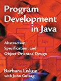 Book Cover Program Development in Java: Abstraction, Specification, and Object-Oriented Design