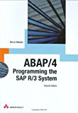 Book Cover ABAP/4: Programming the SAP R/3 System