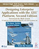 Book Cover Designing Enterprise Applications with the J2EE¿ Platform (2nd Edition)