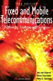 Book Cover Fixed and Mobile Telecommunications: Networks, Systems and Services (2nd Edition)