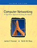 Book Cover Computer Networking: A Top-Down Approach Featuring the Internet