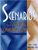 Book Cover Scenarios for Technical Communication: Critical Thinking and Writing