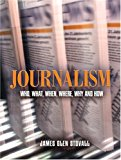 Book Cover Journalism: Who, What, When, Where, Why, And How