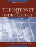 Book Cover The Internet and Online Research for Teachers (3rd Edition)