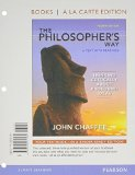 Book Cover The Philosopher's Way: Thinking Critically About Profound Ideas, Books a la Carte Plus MySearchLab with eText -- Access Card Package (4th Edition)