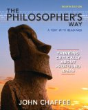 Book Cover The Philosopher's Way: Thinking Critically About Profound Ideas Plus MySearchLab with eText -- Access Card Package (4th Edition) (MyThinkingLab Series)