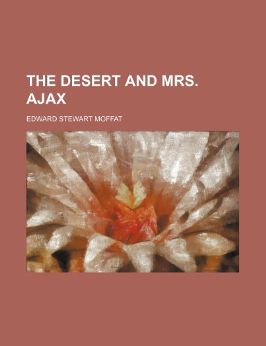 Book Cover The Desert and Mrs. Ajax