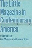 Book Cover The Little Magazine in Contemporary America