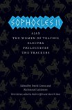 Book Cover Sophocles II: Ajax, The Women of Trachis, Electra, Philoctetes, The Trackers (The Complete Greek Tragedies)