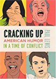 Book Cover Cracking Up: American Humor in a Time of Conflict