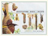 Book Cover Architecture by Birds and Insects: A Natural Art