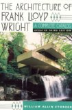 Book Cover The Architecture of Frank Lloyd Wright: A Complete Catalog, Updated 3rd Edition