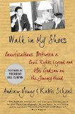 Book Cover Walk in My Shoes: Conversations between a Civil Rights Legend and his Godson on the Journey Ahead