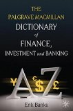 Book Cover Dictionary of Finance, Investment and Banking